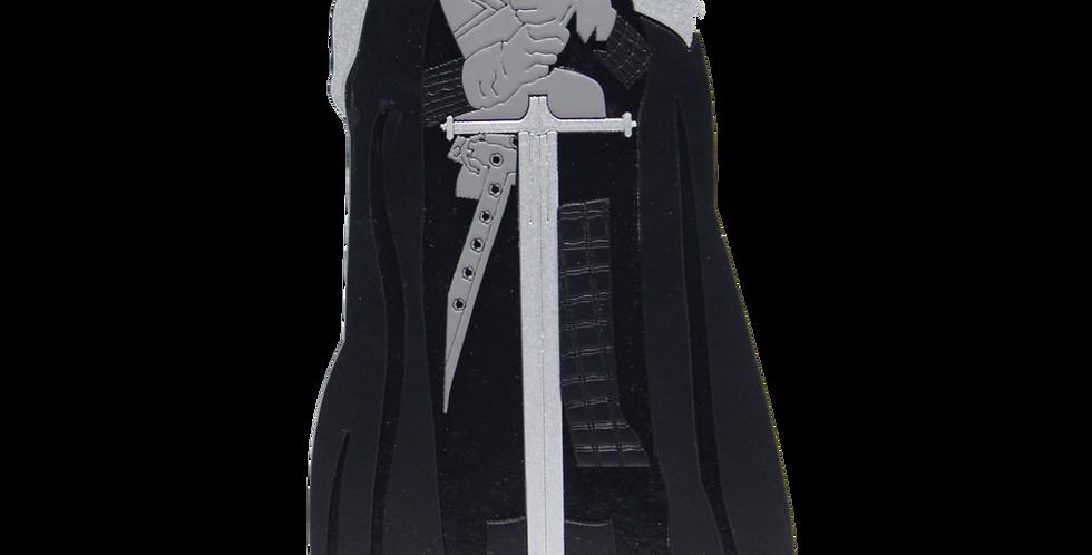 Boneco Got Eddard Stark GOT 21x11cm