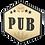 Thumbnail: Quadro PUB - 37,6x37,6cm
