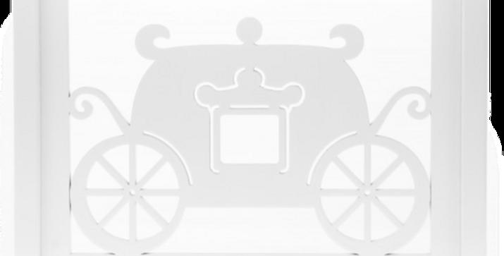 Quadro Carruagem - 26x33cm