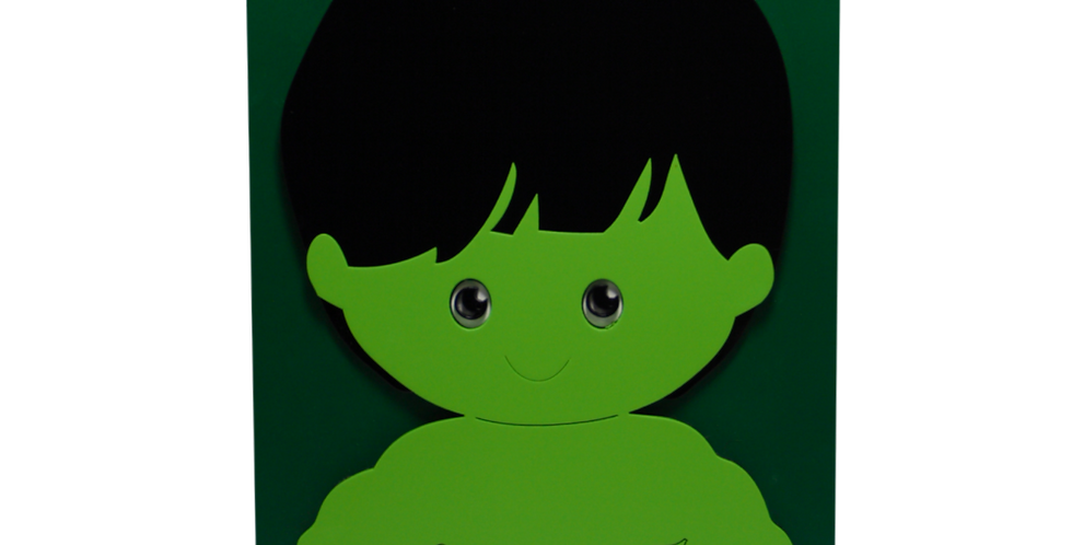 Lajotinha Hulk Kids 30x20cm