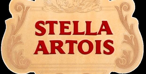 Quadro de Bebida Stella Artois - 38x46cm