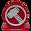 Thumbnail: Porta Caneta Geek - Thor 10x10cm