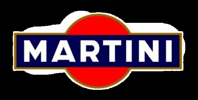 Quadro de Bebida Martini - 22x40cm