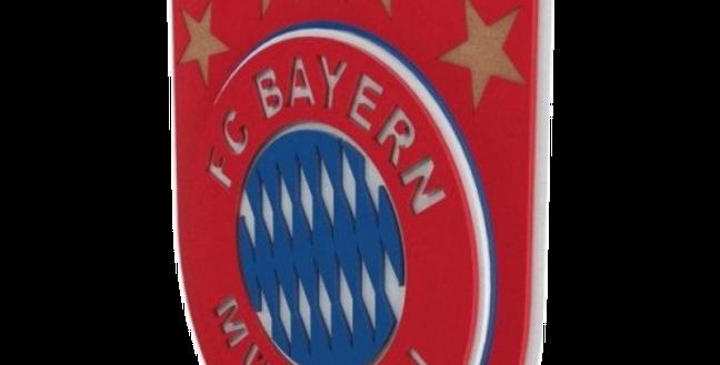 Quadro Futebol Bayern de Munich - 44x36cm
