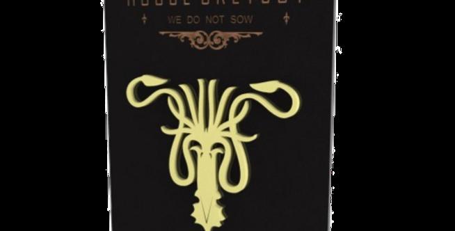 Quadro Game of Thrones Greyjoy - 40x25,8