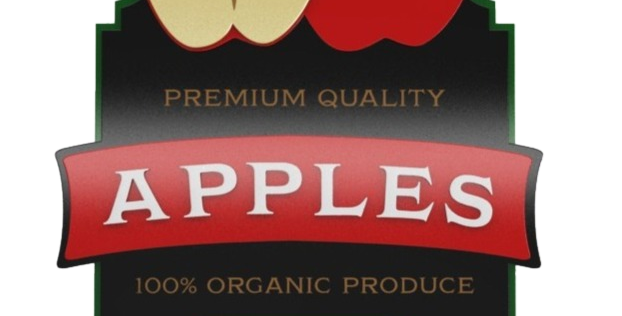 Quadro Apples - 40x37cm