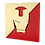 Thumbnail: Quadro Decorativo Super Herói - 40x40cm