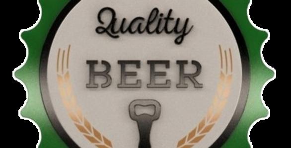 Quadro Quality Beer - 40,6x40,6