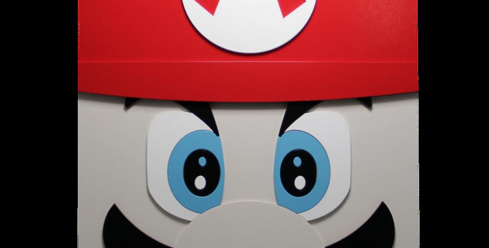 Quadro Mario Bros G - 40x30cm