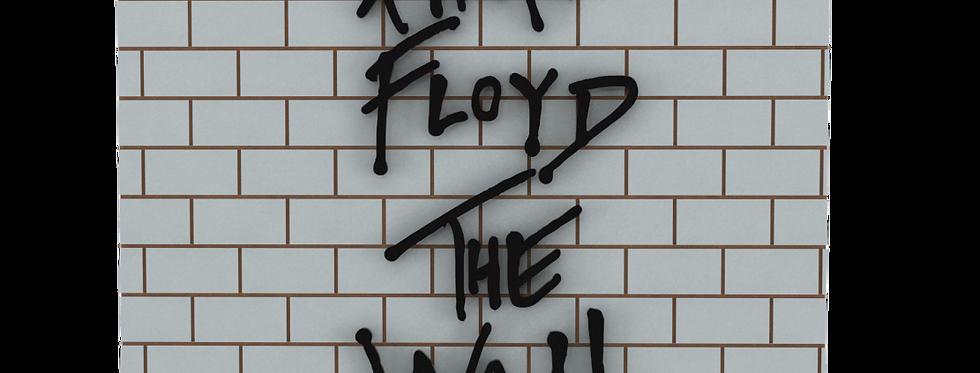 Quadro Pink Floyd The Wall - 40x40cm