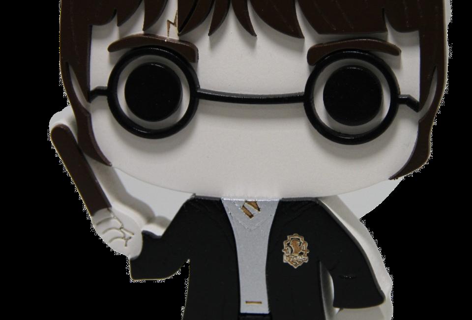 Boneco Harry Potter - 17x11,7cm