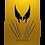 Thumbnail: Quadro Decorativo do Wolverine- X-Men