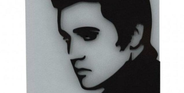 Quadro Lajotinha Elvis Presley - 20x16cm