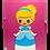 Thumbnail: Lajotinha Cinderela  30x20cm