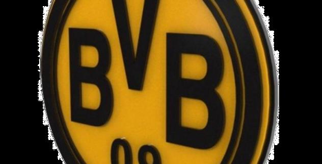 Quadro Time Borussia - 40x40cm