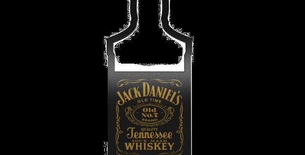 Aplique de Parede Jack Daniels - 28x9cm