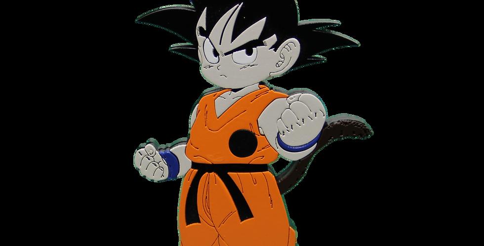Boneco Goku Dragon Ball 21x11cm