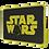 Thumbnail: Quadro Star Wars Darth Vader - 40x35cm