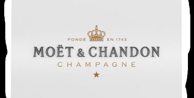 Quadro Moet & Chandon - 36,62x50cm