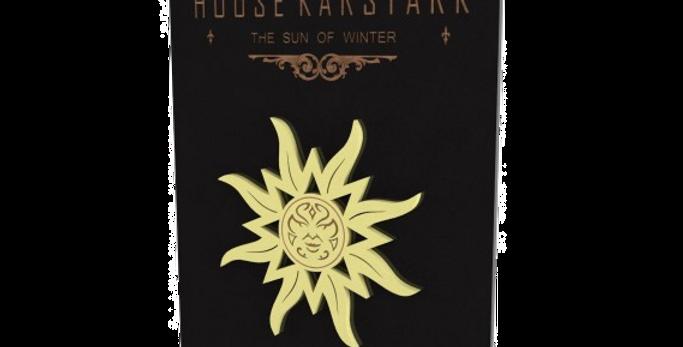 Quadro Game of Thrones Karstark - 40x25,8
