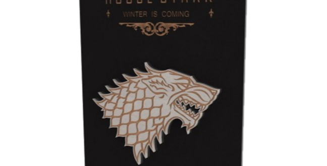 Quadro Game of Thrones Stark - 40x25,8