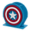 Thumbnail: Porta Caneta Geek - Capitão América 10x10cm