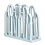 Thumbnail: Porta GuardanapoTalheres - 12x11cm