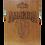 Thumbnail: Quadro Rústico Amarula - 49x35cm