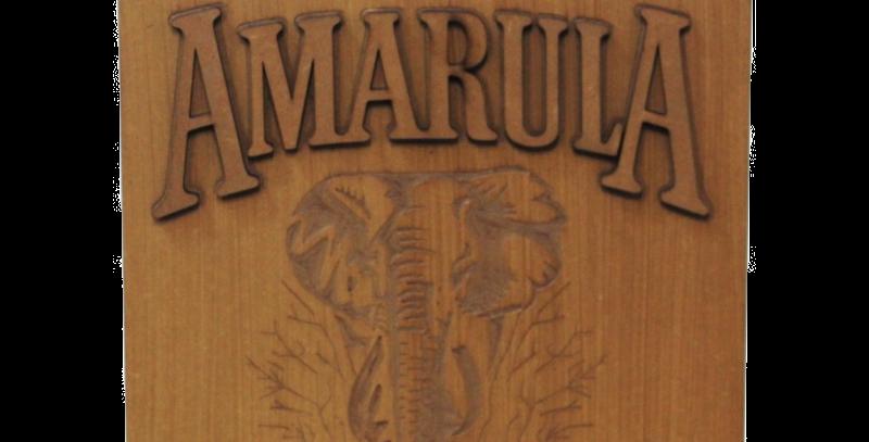 Quadro Rústico Amarula - 49x35cm