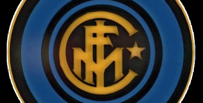 Quadro Futebol Inter de Milão - 40x40cm