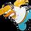 Thumbnail: Quadro Homer Simpsons Caindo - 40,2x28,4