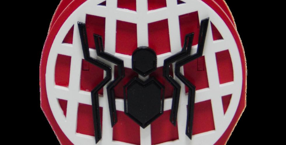 Porta Caneta - Homem Aranha 10x10cm