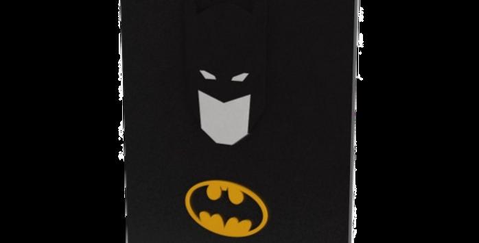Quadro Decorativo Batman - 40x27cm