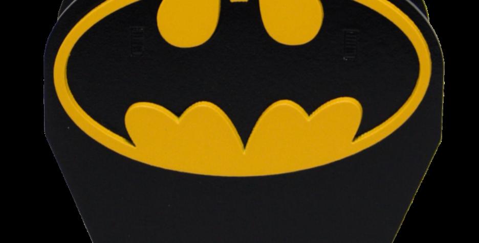 Porta Caneta Geek - Batman 10x10cm