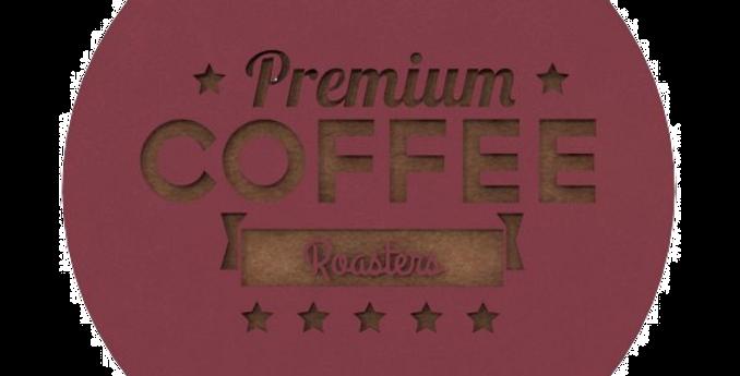 Porta Copo Premium Coffee Roaster - 10x10