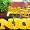 Thumbnail: Palavra decorativa Enjoy - 9x30cm