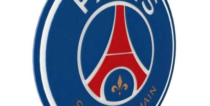 Quadro Futebol Paris Saint German - 40x40cm