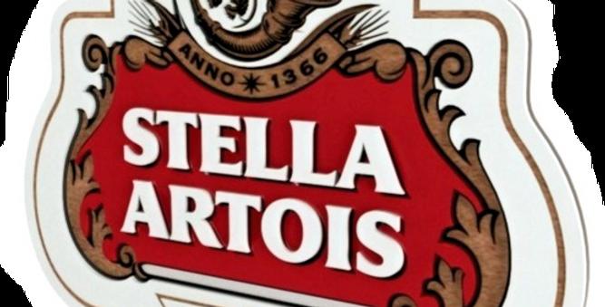 Quadro Stella Artois - 38x46cm