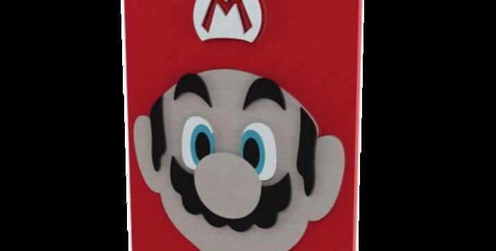 Quadro Super Mario - 40x26cm
