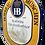 Thumbnail: Quadro de Bar Laqueado - Cerveja Hofbrau Munchen - 40x40cm