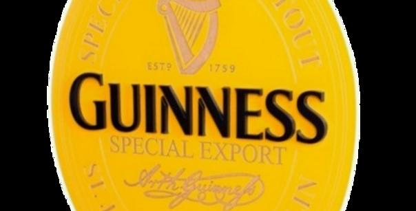 Quadro de Bebida Guinness - 43x35,2