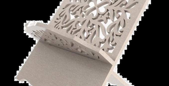 Porta Bíblia Barroco - 25x18,5cm