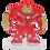 Thumbnail: Boneco Laqueado- Geek- Hulkbuster