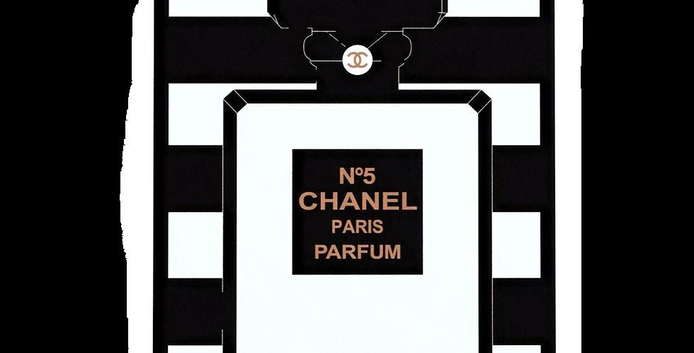Quadro Chanel Parfum - 40cm x 30cm