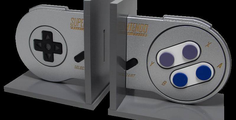 Aparador de Livro Nintendo Famicom215x30cm