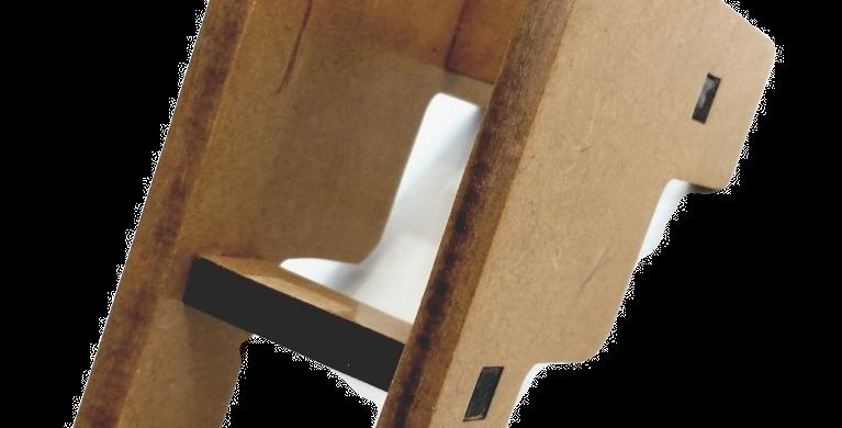 Suporte Para Porta Copo - 8x12cm