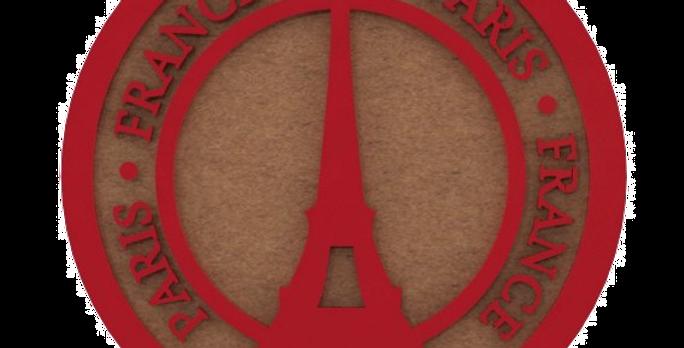 Porta Copo Paris - 10x10
