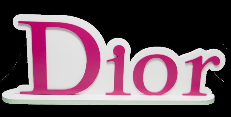 Marca Dior 10x25cm