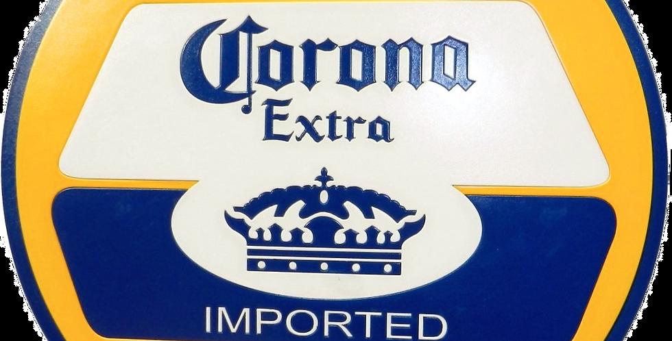 Quadro de Bebida Corona - 40x40cm