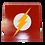 Thumbnail: Quadro Decorativo Super Herói Flash - 40x40cm